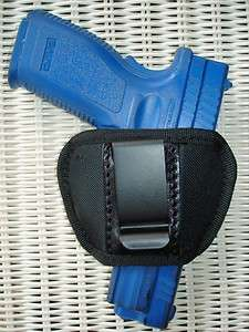 BELT SLIDE & IN PANT IWB HOLSTER 4 CZ 75 P 07 & COMPACT