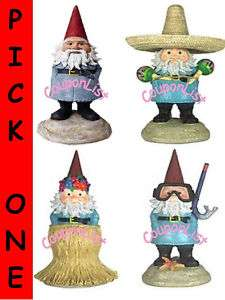 Travelocity Roaming Gnome Gift Package ~ Great Present