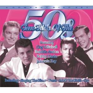 Teen Idols of the 50S Various Artists Music