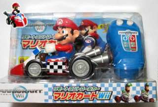 New Nintendo Super Mario Kart Wired Control Car Toy