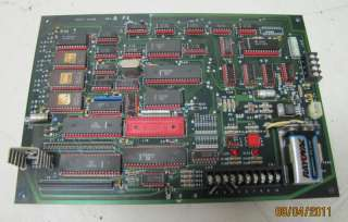 EMERSON PLC II INTERFACE BOARD CARD 1550 4200 15504200