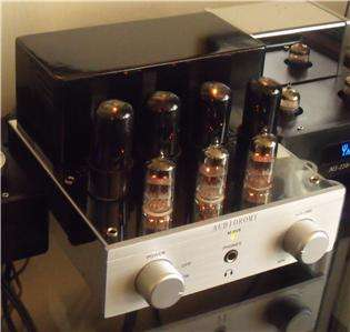 Audioromy Integrated Stereo Tube Amp! FANTASTIC SOUND & S!