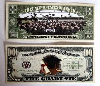 , Future Millionaire, High School Graduation, college Graduation NEW