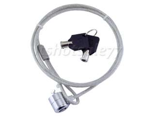 Laptop Notebook Security Lock for HP DELL Sony Apple