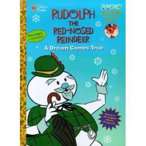 A Dream Comes True (Super Coloring Book) (9780307083722
