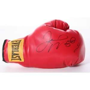 Floyd Mayweather Jr. Autographed Glove   Autographed Boxing Gloves