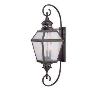 Savoy House 5 774 13 Chiminea 37 3/4 3 Light Wall Lantern