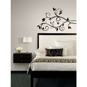 Foil Tree Branch Peel & Stick Wall Decal