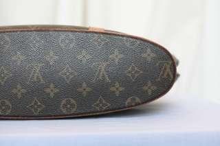 LOUIS VUITTON LV Monogram *BABYLON*BABYLONE* Canvas+Leather Tote Bag