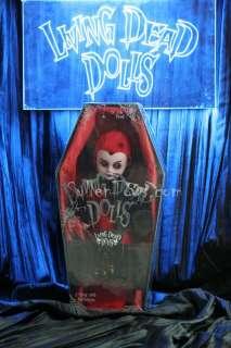 Living Dead Dolls Resurrection Variant Lou Sapphire LDD Res Series 2