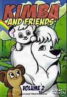 Kimba the White Lion Vol. 2, Rare 1960 Japanese Cartoon