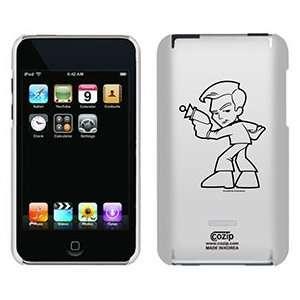 Star Trek Stylized Kirk on iPod Touch 2G 3G CoZip Case