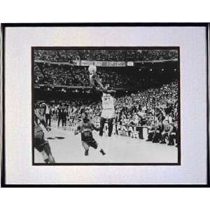 Jordan at North Carolina   Winning Shot Wall Art