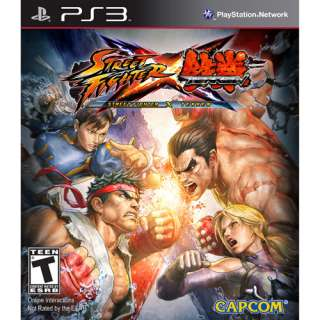 Street Fighter X Tekken (PS3): Games