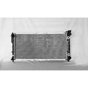 1998 1999 MAZDA 626 2.0L (AUTOMATIC TRANSMISSION) RADIATOR