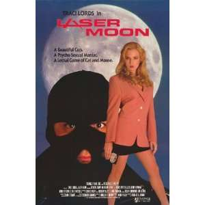 Laser Moon Movie Poster (11 x 17 Inches   28cm x 44cm