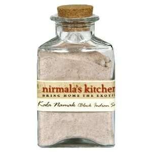 Nirmalas Kitchen, Salt Black Indian Kala Nama, 4 Ounce (12 Pack