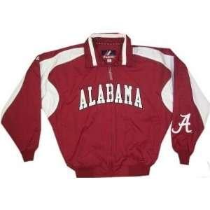 Crimson Tide College Coat Premier Heavy Jacket
