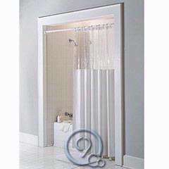 Antimicrobial Shower Bath Curtain Hospital Grade Heavy Duty