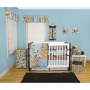 bedding set teal added on may 01 2009 4pc crib set includes 4 piece