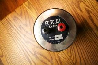 Focal Audium 4 Tweeters Home Stereo high end speakers