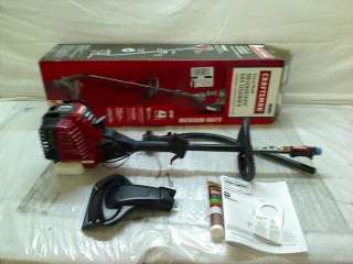 Craftsman WeedWacker Gas Trimmer 29cc* 4 Cycle Curved Shaft