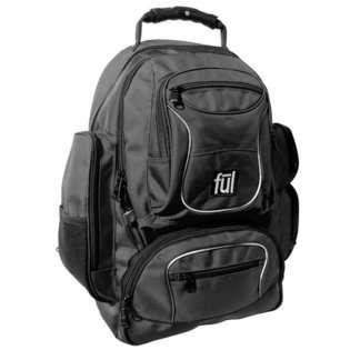 FUL 5085BP06BEALESTBLACK Beale Street 15 in. Laptop Backpack  Black