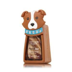 Bath and Body Works Dog Magnetic Pocketbac Holder Beauty