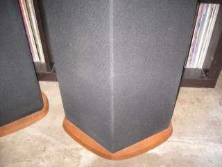 Vintage DCM TimeWindow 3 Speakers US Made Time Window JBL Klipsch