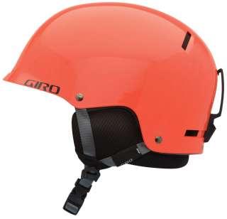 Giro Revolver Plastic Peach Ski Snowboard Helmet Snow Adult