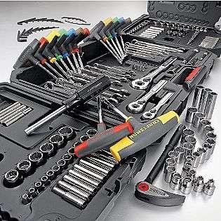 654 Pc Master Tool Set Sk Tools Tool Sets Mechanics Tool Sets
