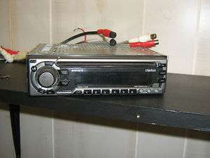 Clarion CD Player DRB4675 12v