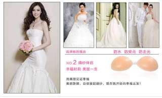 High Quality Thicker Invisible Self Adhesive Strapless Silicone Breast