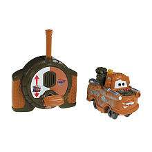 Fisher Price GeoTrax Disney Pixar Cars 2 Turbo Remote Control Vehicle