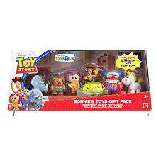 Toy Story 3 Buddy Figures 7 Pack   Bonnies Toys   Mattel