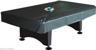 New Miami Dolphins 8 Pool / Billiard Table Logo Cover |