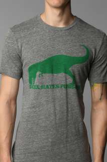 Local Celebrity T Rex hates Pushups Tee   Urban Outfitters
