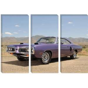 1970 Dodge Coronet Hemi R T Hardtop Photographic Canvas