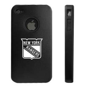 Black Apple iPhone 4 4S 4G Aluminum metal hard case cover NEW YORK