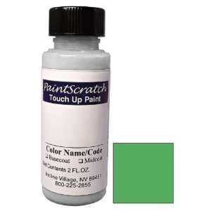 Bottle of Bright Green Poly Touch Up Paint for 1975 Chevrolet Corvette