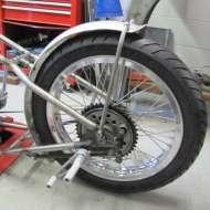 Kit Stainless Steel chopper bobber cafe racer motorcycle trium