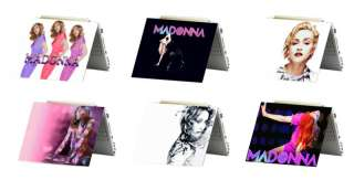 Madonna Laptop Netbook Screens Skin Decal Cover