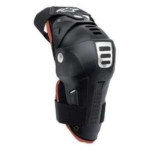 Guard Street Racing Motorcycle Body Armor   Black/Red / Medium/Large