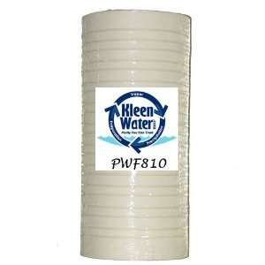 Water Sediment Filter Alternative 4.5 x 10 by Liquid Filters Home