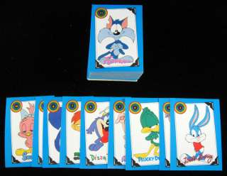 1991 Topps Tiny Toon Adventures Card & Sticker Set (88) NM/MT