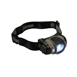 Coleman Multi Color LED Headlamp (Camouflage) Sports