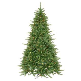 FT GORGEOUS VA FIR CHRISTMAS TREE MULTI COLOR LIGHT A871577