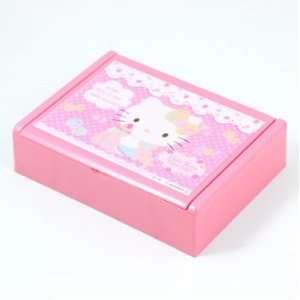 Hello Kitty Jewelry Box Bows Toys & Games