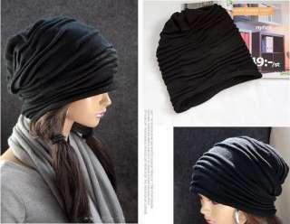 New Women Ladies Leisure Slouchy Knitting Stylish Winter Beanie Hat 5