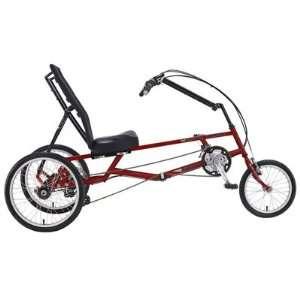 SUN BICYCLES BIKE SUN EZ TRI CLASSIC SX TRIKE 20/16RD